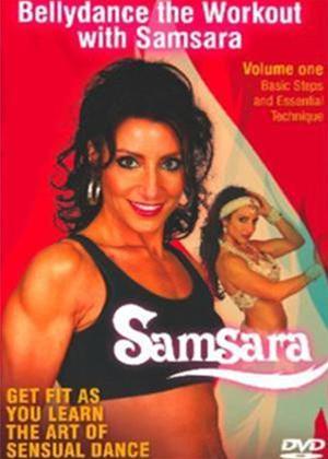 Rent The Bellydance Workout with Samsara: Vol.1 Online DVD Rental