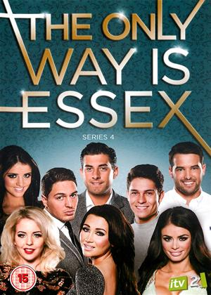 Rent The Only Way Is Essex: Series 4 Online DVD Rental