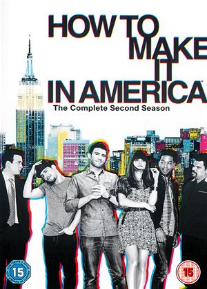 Rent How to Make It in America: Series 2 Online DVD Rental