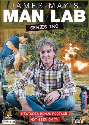 Rent James May's Man Lab: Series 2 Online DVD Rental