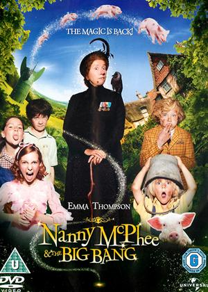 Rent Nanny McPhee and the Big Bang (aka Nanny McPhee Returns) Online DVD Rental