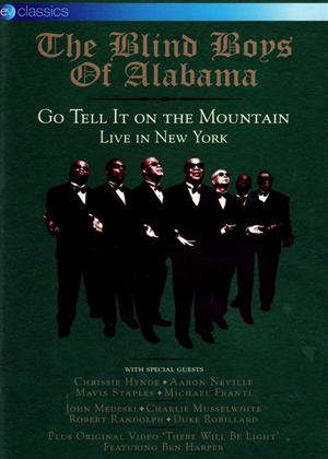 Rent Blind Boys of Alabama: Go Tell It on the Mountain Online DVD Rental