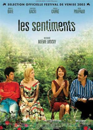 Rent Feelings (aka Les sentiments) Online DVD Rental