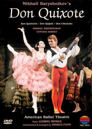 Rent Don Quixote: American Ballet Theatre (Ludwig Minkus) Online DVD Rental