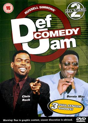 Rent Def Comedy Jam: All Stars: Vol.2 Online DVD Rental