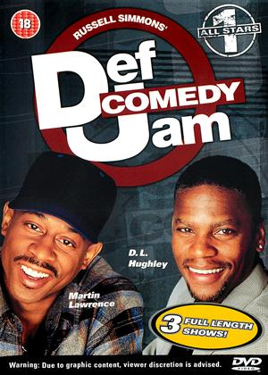 Rent Def Comedy Jam: All Stars: Vol.1 Online DVD Rental