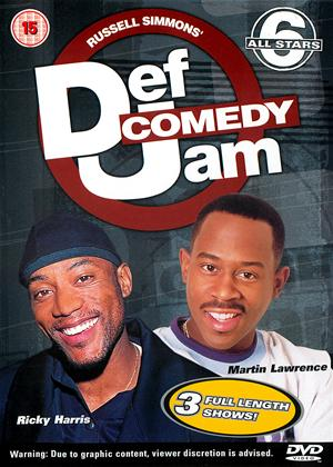 Rent Def Comedy Jam: All Stars: Vol.6 Online DVD Rental