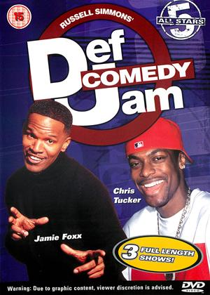 Rent Def Comedy Jam: All Stars: Vol.5 Online DVD Rental