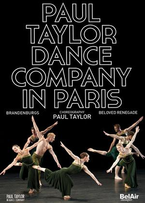 Rent The Paul Taylor Ballet Company in Paris Online DVD Rental