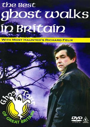 Rent The Best Ghost Walks in Great Britain Online DVD Rental