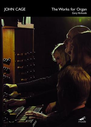 Rent John Cage: The Works for Organ Online DVD Rental