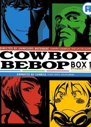 Rent Cowboy Bebop: Part 1 Online DVD Rental