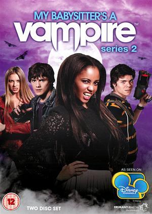 Rent My Babysitter's a Vampire: Series 2 Online DVD Rental