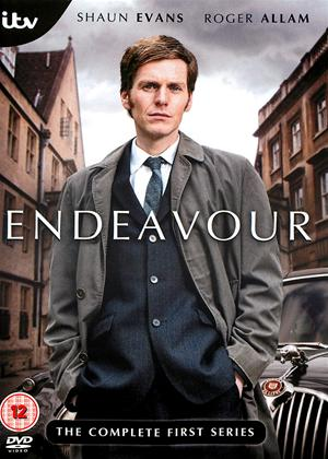 Rent Endeavour: Series 1 Online DVD & Blu-ray Rental