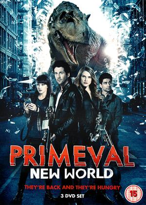 Rent Primeval: New World: Series 1 Online DVD Rental