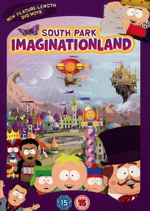 Rent South Park: The Imaginationland Online DVD & Blu-ray Rental