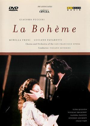 Rent La Bohème: San Francisco Opera House (Severini) Online DVD Rental
