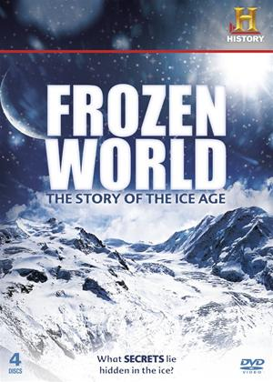 Rent Frozen World: The Story of the Ice Age Online DVD Rental