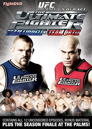Rent UFC: The Ultimate Fighter: Series 11 Online DVD Rental