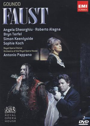 Rent Faust: Royal Opera House Online DVD Rental