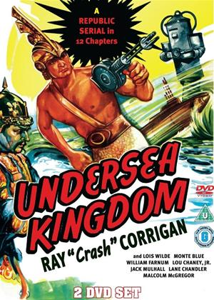 Rent Undersea Kingdom Online DVD & Blu-ray Rental