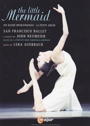 Rent The Little Mermaid: San Francisco Ballet (Neumeier) Online DVD Rental