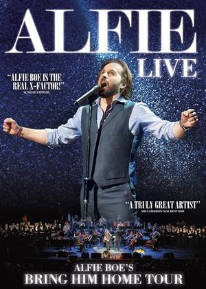 Rent Alfie Boe: Alfie: The Bring Him Home Tour Online DVD Rental
