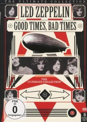 Rent Led Zeppelin: Good Times Bad Times Online DVD Rental