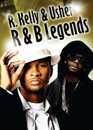 Rent R 'N' B Legends: R. Kelly and Usher Online DVD Rental