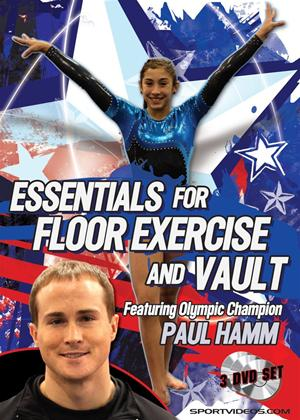 Rent Essentials for Floor Exercise and Vaults Online DVD Rental