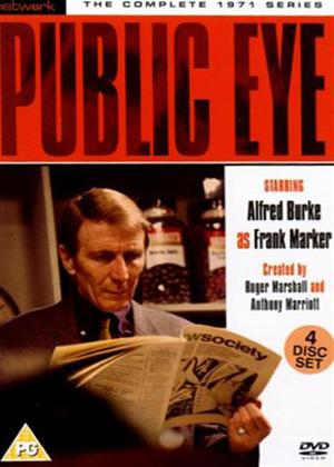 Rent Public Eye: The Complete 1971 Series Online DVD Rental