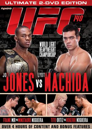 Rent UFC: 140: Jones vs. Machida (aka Ultimate Fighting Championship: 140: Jones vs. Machida) Online DVD Rental