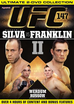 Rent UFC: 147: Silva vs. Franklin II (aka Ultimate Fighting Championship: 147: Silva vs. Franklin) Online DVD Rental