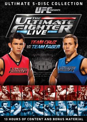 Rent UFC: The Ultimate Fighter: Series 15 Online DVD Rental