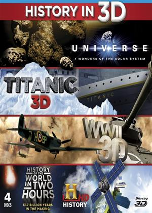 Rent History in 3D Online DVD Rental