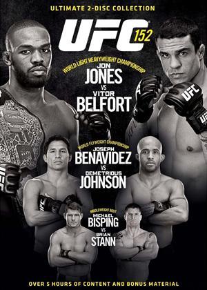 Rent UFC: 152: Jones vs. Belfort (aka Ultimate Fighting Championship: 152: Jones vs. Belfort) Online DVD Rental