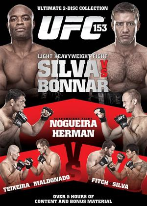 Rent UFC: 153: Silva vs. Bonnar (aka Ultimate Fighting Championship: 153: Silva vs. Bonnar) Online DVD Rental