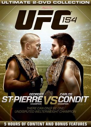 Rent UFC: 154: St-Pierre vs. Condit (aka Ultimate Fighting Championship: 154: St-Pierre vs. Condit) Online DVD Rental