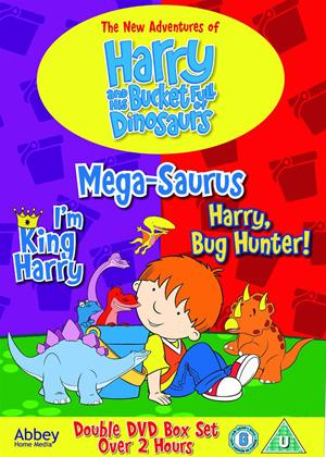 Rent Harry and His Bucket Full of Dinosaurs: Mega Saurus Online DVD Rental