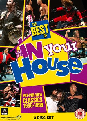 Rent The Best of in Your House Online DVD Rental