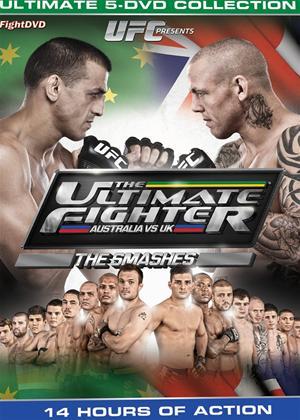 Rent The Ultimate Fighter Smashes: Team UK Vs Team Australia Online DVD Rental