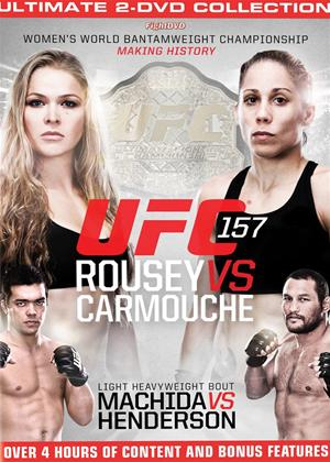 Rent UFC: 157: Rousey vs. Carmouche (aka Ultimate Fighting Championship: 157: Rousey vs. Carmouche) Online DVD Rental