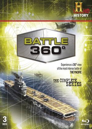 Rent Battle 360: Series Online DVD Rental