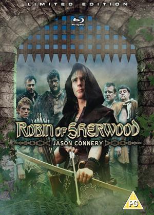 Rent Robin of Sherwood: Jason Connery Online DVD Rental