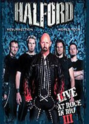 Rent Rob Halford: Resurrection World Tour: Live at Rock in Rio III Online DVD Rental