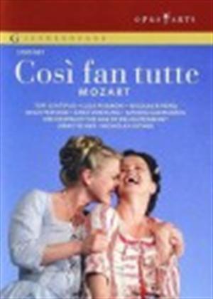 Rent Cosi Fan Tutte: Glyndebourne Festival Opera Online DVD Rental