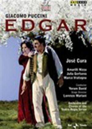 Rent Giacomo Puccini: Edgar Online DVD Rental