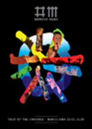 Rent Depeche Mode: Tour of the Universe: Barcelona 20/21:11:09 Online DVD Rental