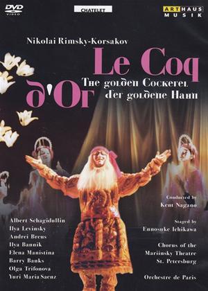 Rent Le Coq D'or: Théâtre Musical De Paris (Nagano) Online DVD Rental