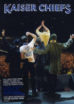 Rent Kaiser Chiefs: Live from Elland Road Online DVD Rental